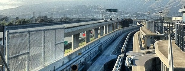 SFO AirTrain is one of Bay Area.