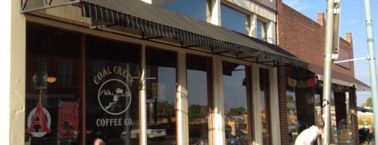 Coal Creek Coffee is one of Favorite Coffee Shops.