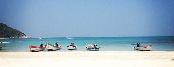 Sunrise Beach, Ko Pha-Ngan is one of Bg pH.
