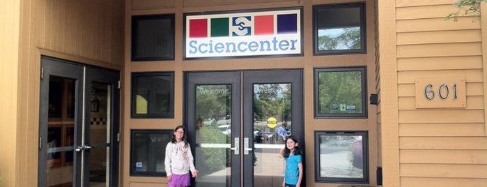 Sciencenter is one of Places to Try.