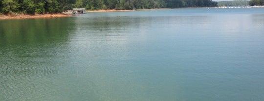 Lake Sidney Lanier is one of Recreation.
