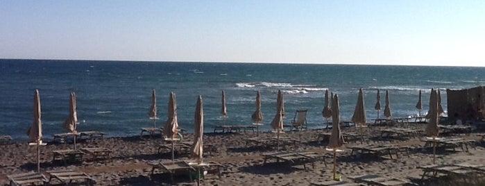 La Dogana - Spiaggia is one of Alessandro : понравившиеся места.