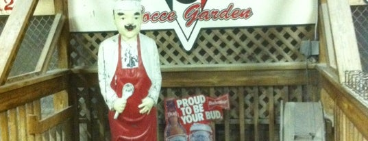 Milo's Bocce Garden is one of Rob's Liked Places.