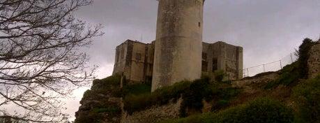 Château de Guillaume-Le-Conquérant is one of Châteaux de France.