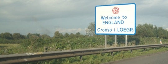 England / Wales Border is one of Lieux qui ont plu à Carl.