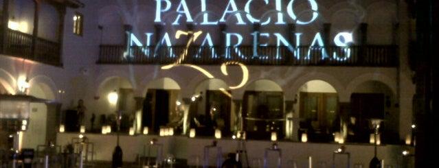 Belmond Palacio Nazarenas is one of Peru.
