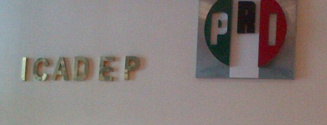 CEN PRI is one of Por Hacer.