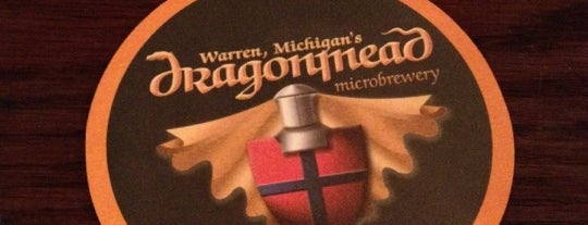 Dragonmead Brewery is one of Michigan Breweries.