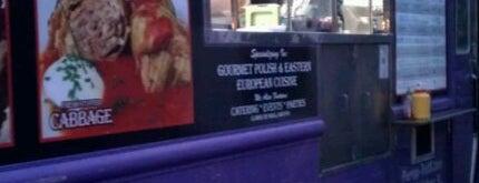 Pierogi Food Truck is one of Locais salvos de Amy.