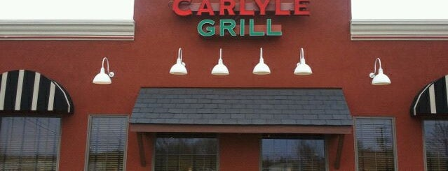 Carlyle Grill is one of rob 님이 좋아한 장소.