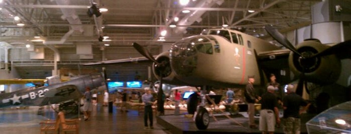 Pacific Aviation Museum Pearl Harbor is one of Honolulu: The Big Pineapple #4sqCities.