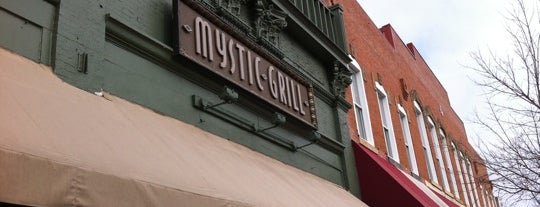 Mystic Grill Restaurant is one of Atlanta Restaurants.
