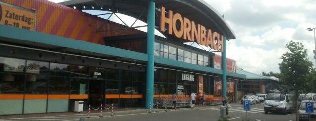Hornbach is one of Lugares favoritos de Martien.