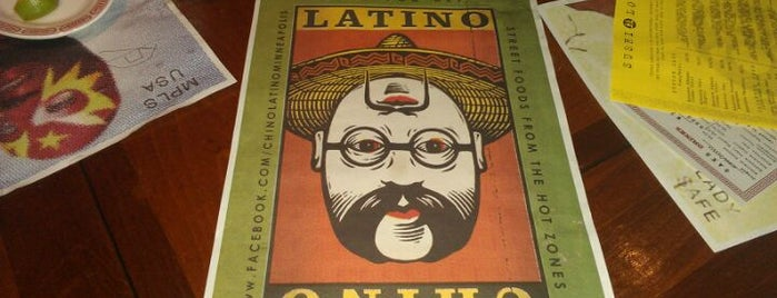 Chino Latino is one of Best Spots in Minneapolis, MN!.