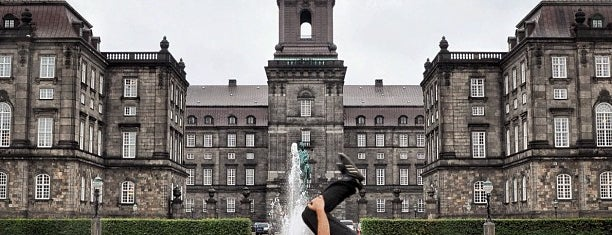 Christiansborg is one of Nordic.