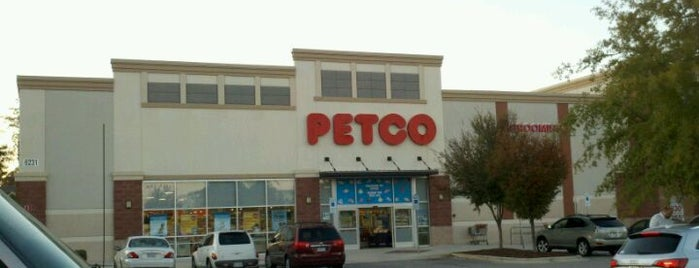 Petco is one of Fuel.