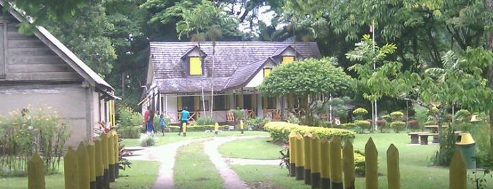 Lopinot Village is one of Rs Trinidad.