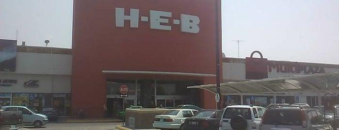 H-E-B is one of Lieux qui ont plu à Ismael.