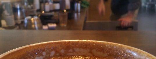 Elemental Coffee Roasters is one of OKC.