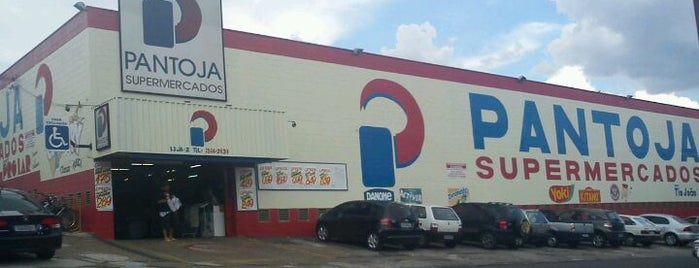 Pantoja Supermercados is one of Rio claro.