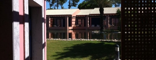 Pestana Vila Sol Golf & Resort Hotel is one of Pestana Hotels & Resorts.