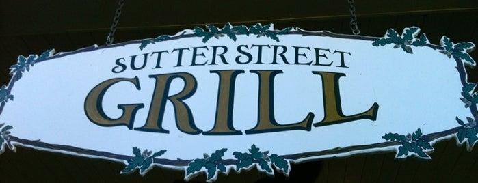 Sutter Street Grill is one of Gespeicherte Orte von Geoff.