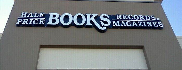 Half Price Books is one of Fort Worth.