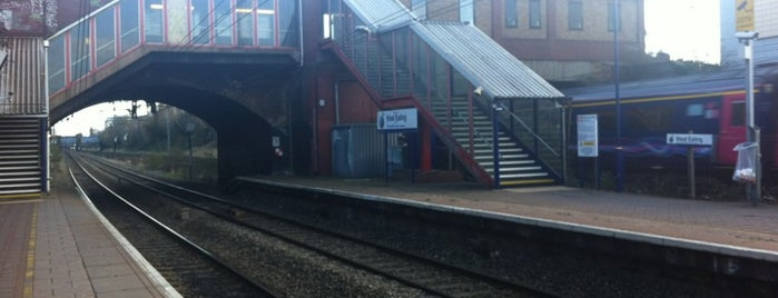 West Ealing Railway Station (WEA) is one of TFL Elizabeth Line Stations.