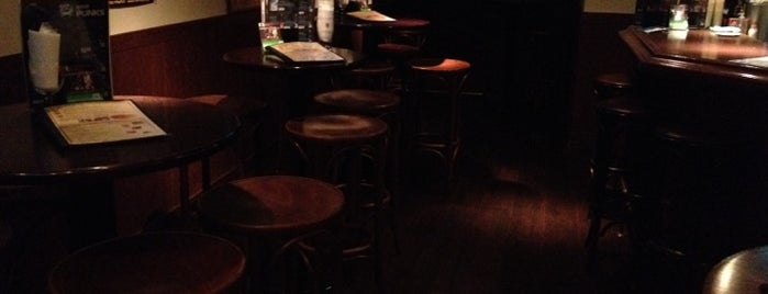 ブリティッシュPub&Bar ザ・クルラホーン is one of Tokyo as a local.