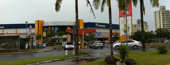 Supermercado Angeloni is one of Itajaí.