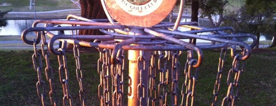 La Mirada Disc Golf Course is one of la mirada hit list.