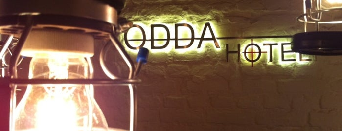 Odda Boutique Hotel is one of Oteller.