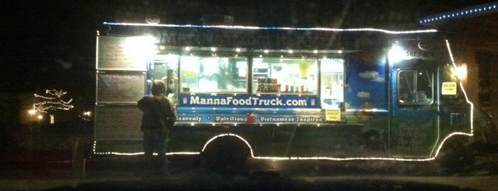 Manna From Heaven is one of The 101 Best Food Trucks in America.