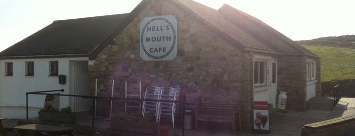 Hell's Mouth Cafe is one of Lieux qui ont plu à Simone.