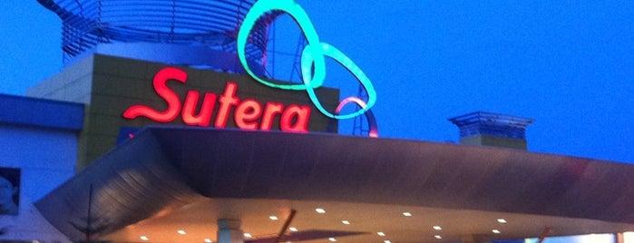 Sutera Mall is one of Neu Tea's Nav.