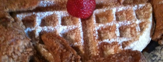 The Breakfast Klub is one of Houston Press 10x Level up - VMG.