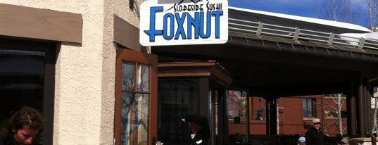 Foxnut Sushi is one of Beaver Creek.