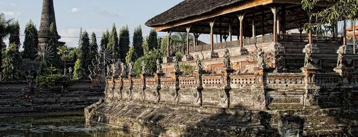 Taman Gili Kerta Gosa is one of Museum In Indonesia.