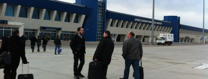 Denizli Çardak Havalimanı (DNZ) is one of Türkiye'deki Havalimanları.