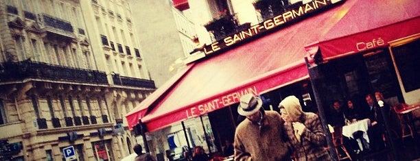 Boulevard Saint-Germain is one of Paris ♡..