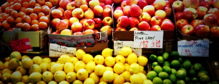 Granville Island Public Market is one of My BEST of the BEST!.