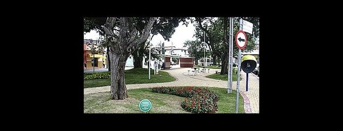 Jardim Maringá is one of Tempat yang Disukai Juliana.