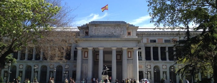 Museu do Prado is one of The Best Of Madrid.