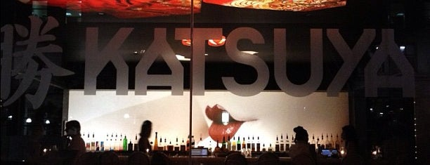 Katsuya Hollywood is one of Favorite Places in LA.