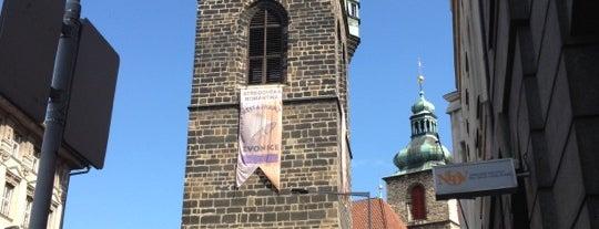 Jindřišská věž is one of StorefrontSticker #4sqCities: Prague.