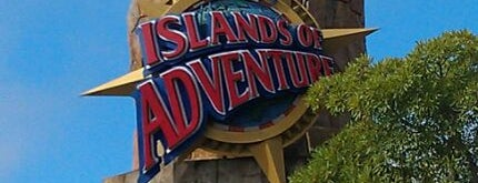Universal's Islands of Adventure is one of Guide to Orlando's best spots.