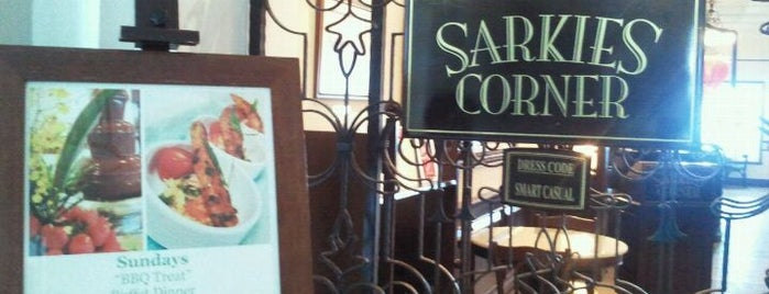 Sarkies Corner is one of PENANG Irresistible Cuisine.