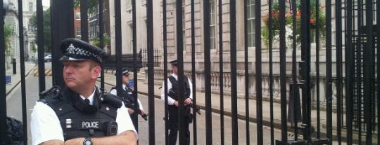 10 Downing Street is one of Stuff I want to see and redo in London.