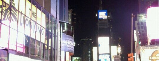 Times Square is one of Bronx & Manhattan Neighborhoods.
