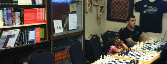 Village Chess Shop is one of Local / community-building.